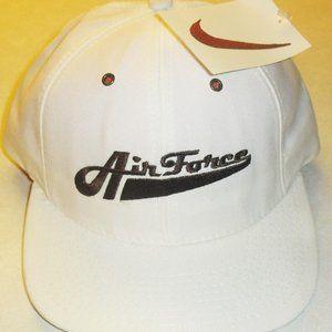 Nike Air Force original 90s vintage strapback hat